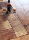 8.3mm Wood Parquet Laminated Flooring