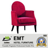 Bright Color New Hotel Wooden Frame Chair (EMT-HC06)