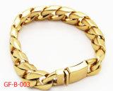 Gold Plating Fashion Stainless Steel Bracelet