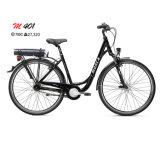 36V/10ah Lithium Battery City Motorized Bike with Shimano Inner 3speed