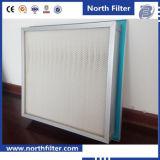 Gel Seal Mini-Pleat HEPA Air Filter for Clean Room