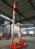 Hydraulic easy operate mobile aerial aluminum alloy lift
