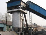 China Charcoal Briquette Vertical Dryer Equipment