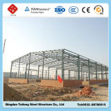 Pre-Engineered Large-Span Light Structural Prefab Steel Workshop Building
