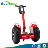 1266wh Double Samsung 72V Two Wheel Electric Vehicle with 4000W Motor
