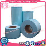 Heat Sealing Gusseted Sterilization Reel Pouch Medical Consumables