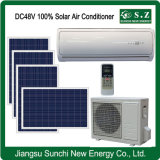 DC48V 100% off Grid Solar Powered Commercial Air Conditioning