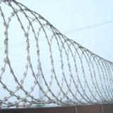 Hot-DIP Galvanized Flat Wrap Razor Barbed Wire