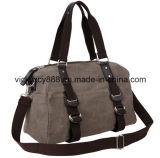 Single Shouder Women Canvas Handbag Leisure Bag (CY5839)
