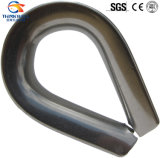 Heavy Duty G414 Ss304 Stainless Steel Wire Rope Thimble