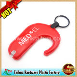 PVC Keychain / LED PVC Keychain for Promotion Gift (TH-05093)