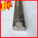 Gr1 Gr2 Pure/Gr5 Gr9 Alloy Titanium Hex Bar