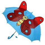 Auto Open Butterfly Shape Kid Umbrella (JS-027)