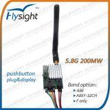 32CH 5.8GHz 200mw 5.8g Wireless Video Sender for Dji Phantom (TX5802)