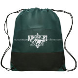 Non Woven Drawstring Bag with Customer′s Logo