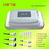 Heta 8 Inch Touch Screen English Portable Body Contouring Equipment H-9010