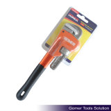 American Type Pipe Wrench with Dipped Handle (T03001)