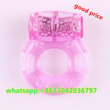 Factory Price Delay Premature Ejaculation Lock Fine Butterfly Cock Penis Ring