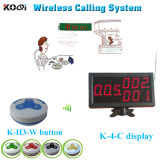 2015 Newest Small Wireless Buzzer Service Paging System