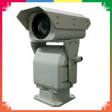Autofocus 4X Zoom Thermal Imaging Camera with PTZ for 10km Detection