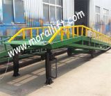 Heavy Loading Mobile Forklift Yard Ramp for Sale