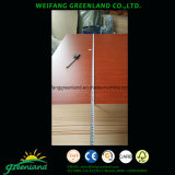 Melamine Laminated MDF with Wood Grains for Furniture