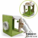 Scratching Indoor Cat Tree House (YS82231)