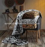 Hot Sale 100% Polyester Raschel Blanket Sr-MB170301-1 Soft Printed Mink Blanket