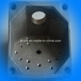 Circuit Box Use with High Pressure Casting and Bead Blasting