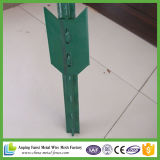 Green Painted Heavy Duty T Post for 2017 Hot Sale