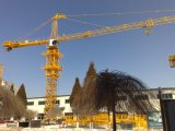 Rotating Trolley Crane Hydraulic Self-Erecting Tower Crane CE Approved (QTZ31.5)
