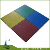 Rubber Flooring for Paly Areas