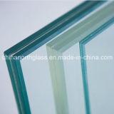 Art Laminated Glass as Exterior Wall Decorative Panel