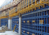Steel Concrete Wall Formwork for Contruction Tools