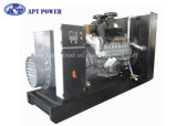 Open Type 100kVA Weichai Deutz Diesel Generator with Stamford Alternator