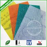 Sabic Lexan Colored Polycarbonate Embossed Diamond Sheets for Doors & Windows