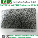 Silver Vein Texture Powder Coating Paint