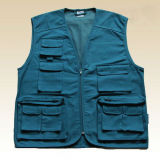 New Product High Quality Fashionable Cotton Fishing Vest