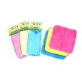 100% Microfiber Material Children Handkerchief