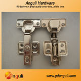 Satinless Steel Soft Closing Hinge (AN5161)
