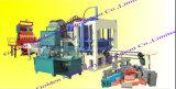 Qt4-20 Hydraulic Automatic Concrete Cement Block Brick Forming Making Machine