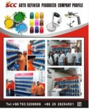 High Quality and Factory Price Auto Refinishing Coating
