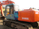 Used Hitachi EX200-2 Crawler Excavator