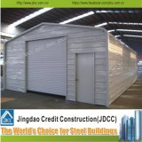 Galvanized Garage Steel Structure Building