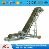 China Hot Sale Large Angle Sidewall Belt Conveyor
