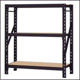High Quality Light Duty Display Storage Shelf Metal Rack