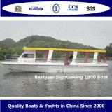 Bestyear Sightseeing 1800 Boat