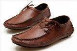 Leather Men Shoes (JN-M13006)