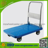Foldable Material Handling Equipment Hand Trolley