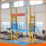 China Electric Vertical Cargo Lift for Lifting Goods and Warehouse